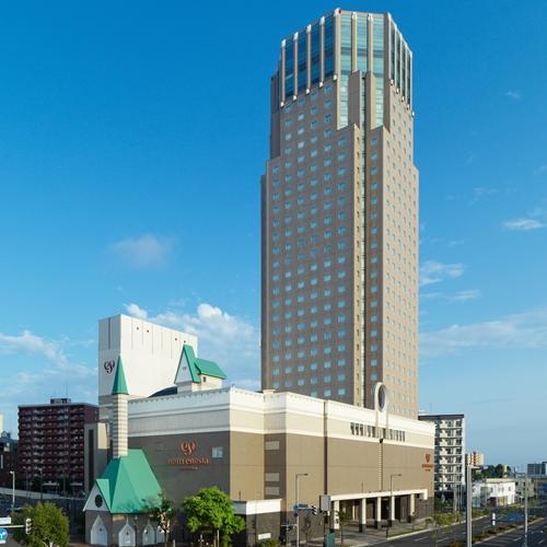 ホテルエミシア札幌写真