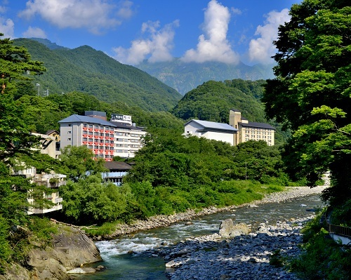 水上温泉 源泉湯の宿 松乃井写真