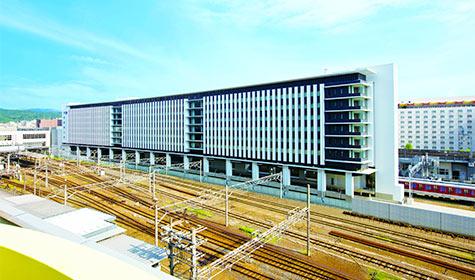 都シティ 近鉄京都駅(旧:ホテル近鉄京都駅)