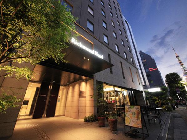 リッチモンドホテル東京芝(旧ホテルコンソレイユ芝・東京)