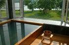 屈斜路湖物語 丸木舟