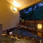 四万温泉 源泉掛け流しの貸切風呂と囲炉裏料理宿 湯の宿 山ばと