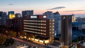 阿帕酒店(冈山驿-东口)