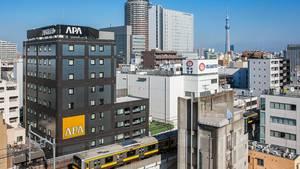 APA酒店〈秋叶原车站前〉