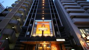 新宿站前APA飯店