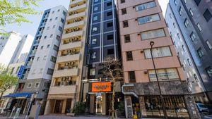 APA酒店〈新富町车站前〉