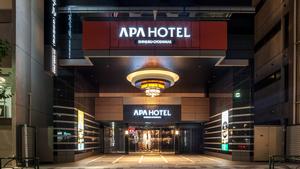 Apa Hotel <Shinjuku Gyoenmae>