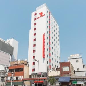 东京浅草红色星球酒店