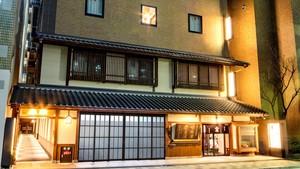 京都四条乌丸相铁幸运旅馆