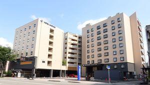 金澤城我的住宿飯店