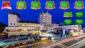 湯田溫泉 松政優貝爾飯店