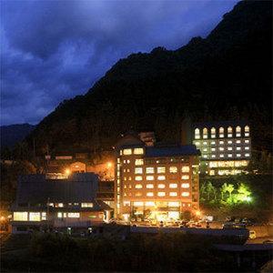祖谷渓溫泉祕境之湯飯店