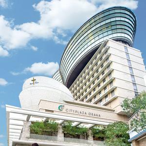 大阪城市广场温泉酒店
