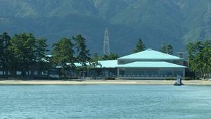 滋賀県のマキノサニービーチへグランピング体験に便利なロッジやコテージ