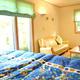 客室例:トーマスルーム