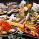 海鮮プラン料理