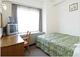 客室例;シングルルーム