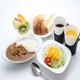 朝食例(カレー)