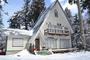 三角屋根の山小屋のようなかわいい一棟貸しのお宿【Vacation STAY提供】