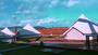 ウイングベイキャンプガーデン海と空