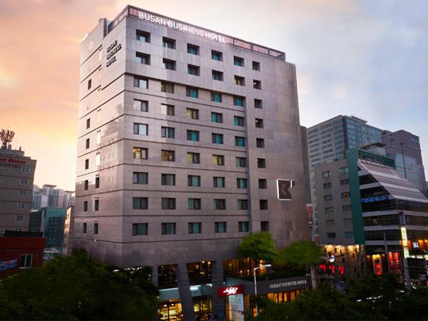 釜山ビジネスホテル