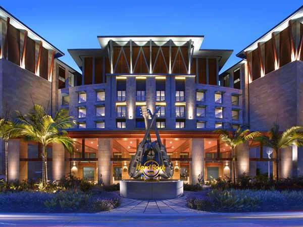 リゾート・ワールド・セントーサ - ハードロック・ホテル・シンガポール