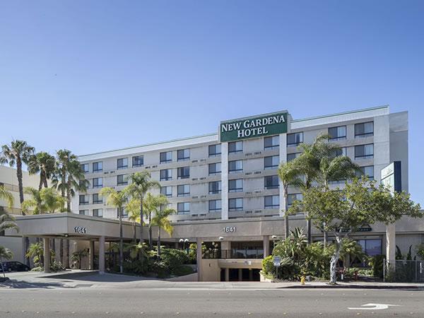 ニュー ガーデナ ホテル