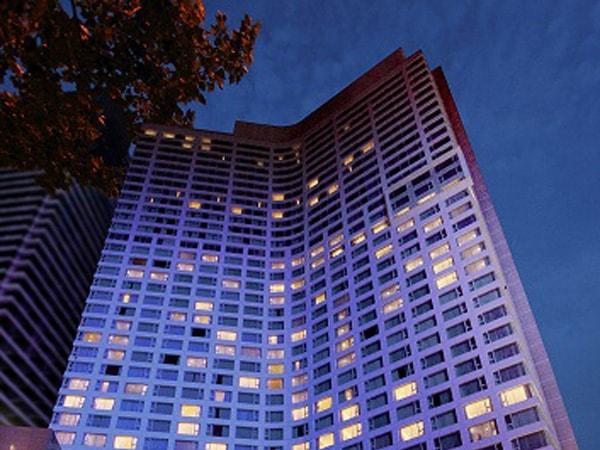 ニューワールドホテル大連