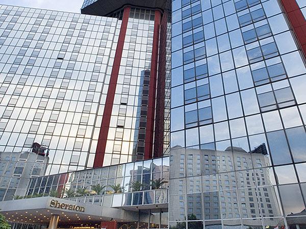 ザ グレート ウォール シェラトン ホテル