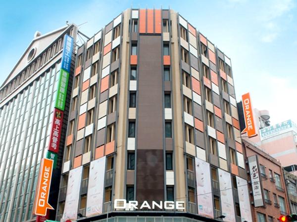 フォルテオレンジホテル台北駅前-館前館