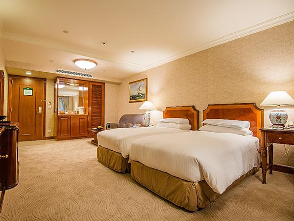 エバーグリーンローレルホテル台北