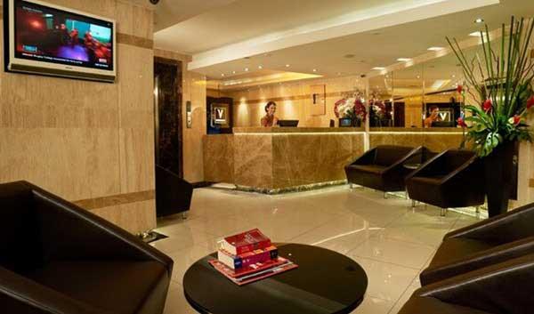 V RESIDENCE HOTEL(ヴィー レジデンス ホテル)