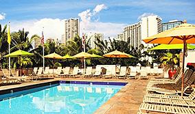 アンバサダー ホテル ワイキキ