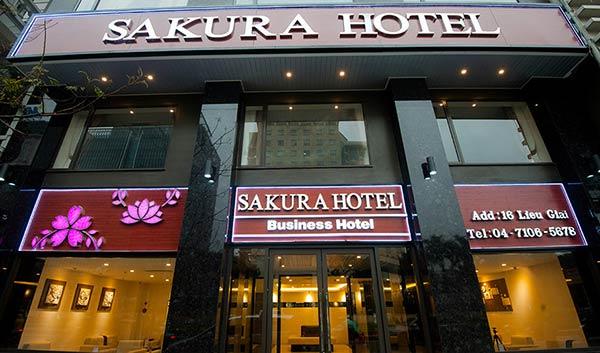 サクラ ホテル