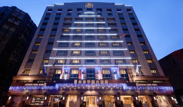 インペリアルホテル台北(華國大飯店)