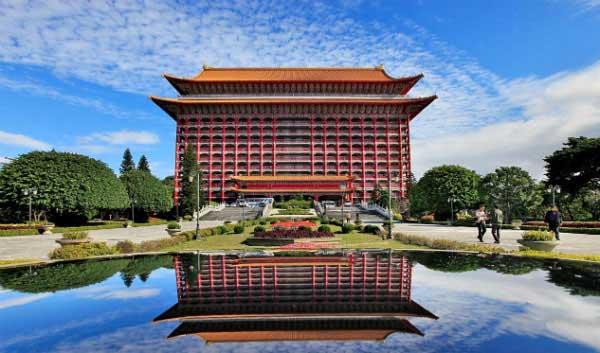 グランドホテル台北(円山大飯店)(THE GRAND HOTEL)