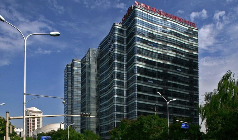 北京光明ホテル