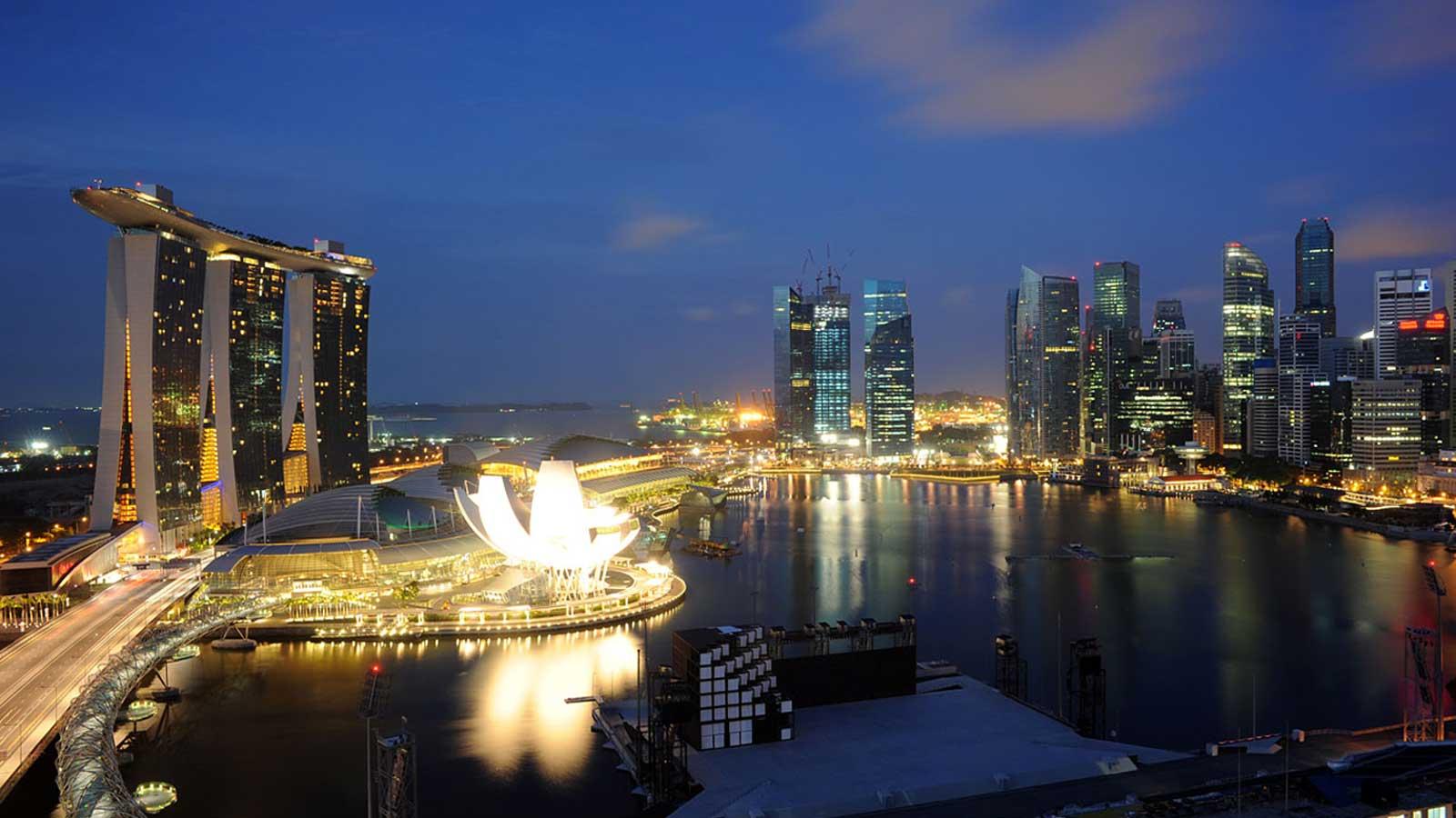 シンガポール人気ランキングTOP10