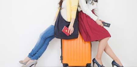 女子旅に人気海外エリアランキング