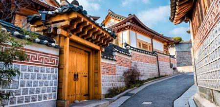 韓国観光スポットBEST20
