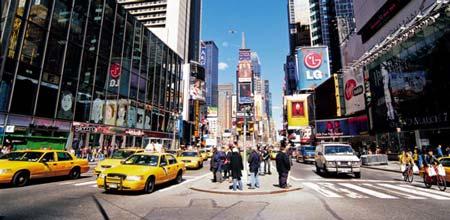 ニューヨーク観光スポットランキング