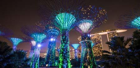 シンガポール観光スポットランキング