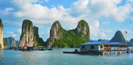 ベトナム観光スポットランキング