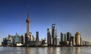 東京発 上海往復航空券
