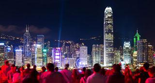 女子旅的 香港・マカオへ