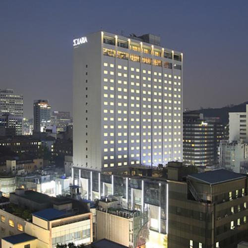 ソラリア西鉄ホテルソウル明洞(SOLARIA NISHITETSU HOTEL SEOUL MYEONG-DONG)