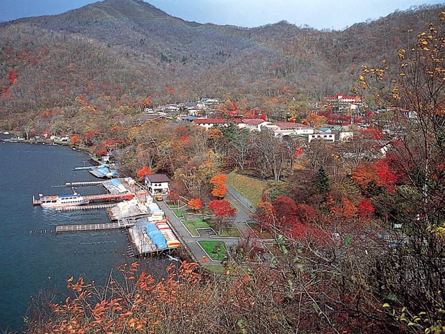 支笏湖温泉