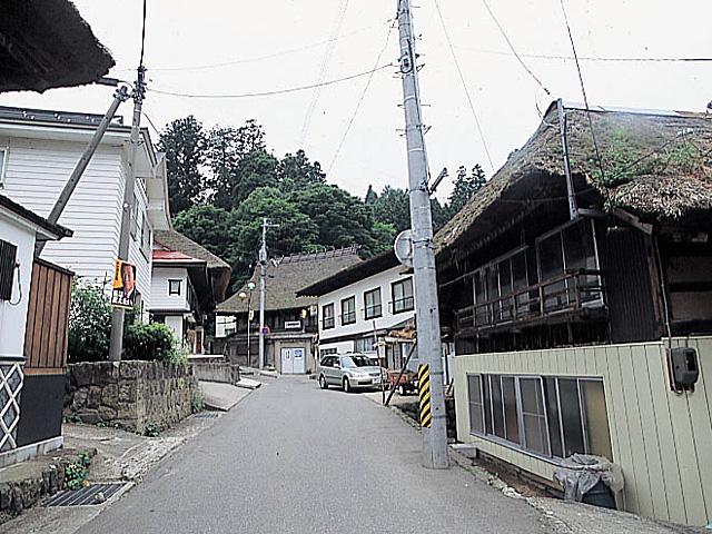 岩瀬湯本温泉