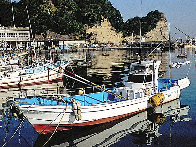 平潟港温泉