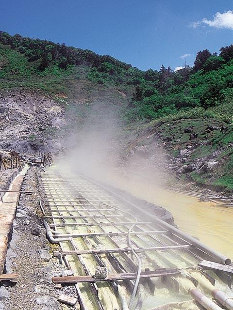 温泉 玉川